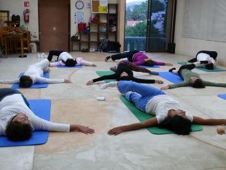 hatha yoga en iridologia