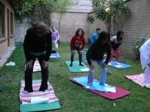 practicando kundalini yoga