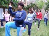 coordinación en los movimientos