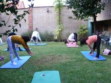 estiramiento y flexibilidad