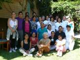 Alumnos que participaron en el 1er Curso del Diplomado TERAPIA NEUROMUSCULAR