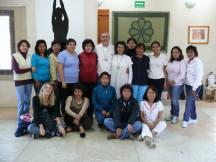 las alumnas que participaron en el Curso