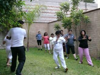 Instructora, Berthita Monterrey