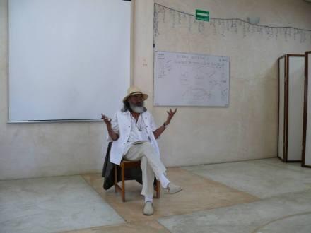 Curso El Arte sagrado de la Curación.