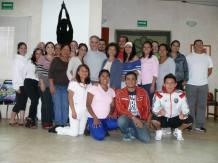 el grupo que participó en este curso