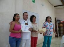 Alumna Miriam Solis.